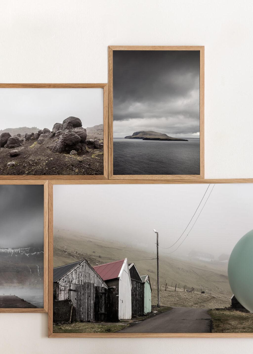 Færøerne plakat