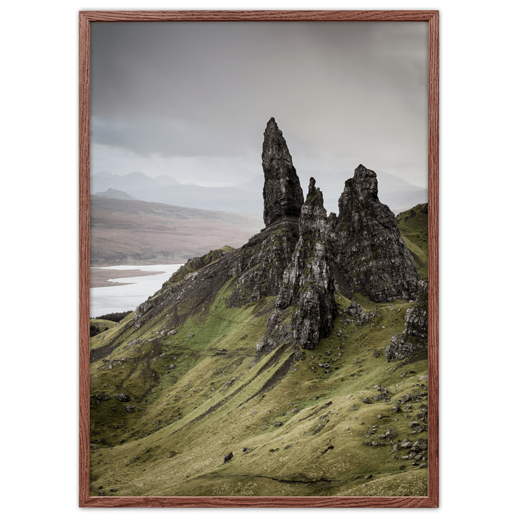 The Storr plakat