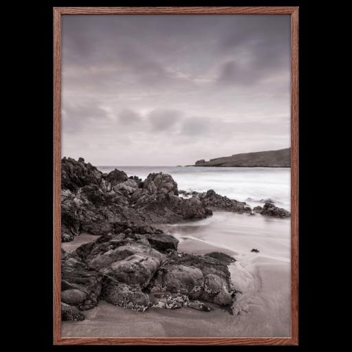 Norwick strand plakat
