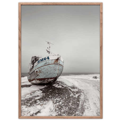 Thorup Strand plakat
