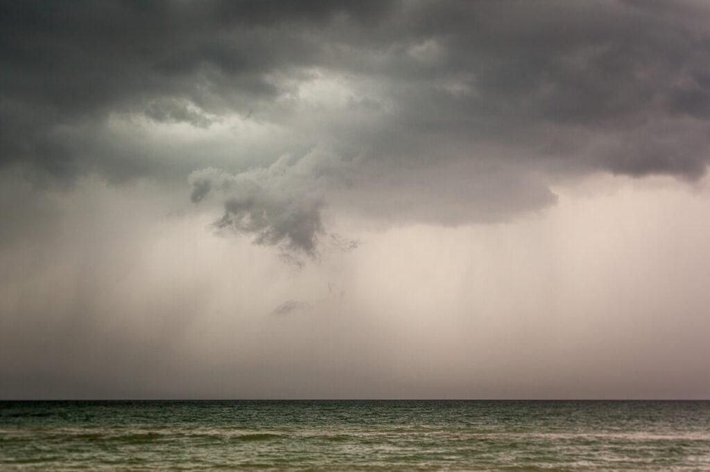 Fotokunst Vesterhavet